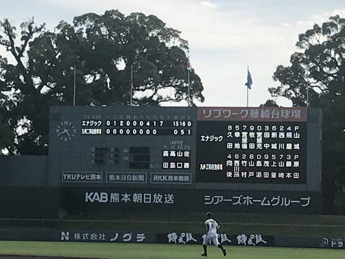 日本 社会 人 選手権 予選 野球